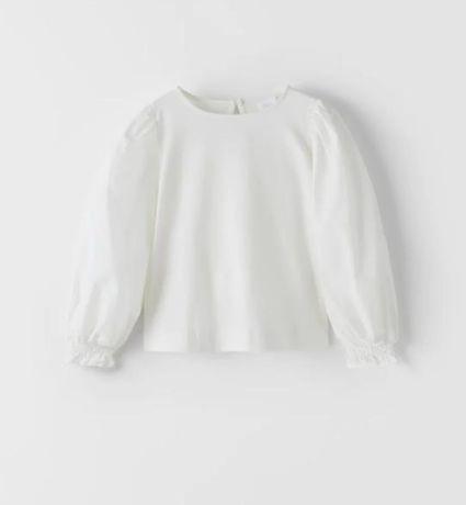 Блуза кофта реглан Zara 116