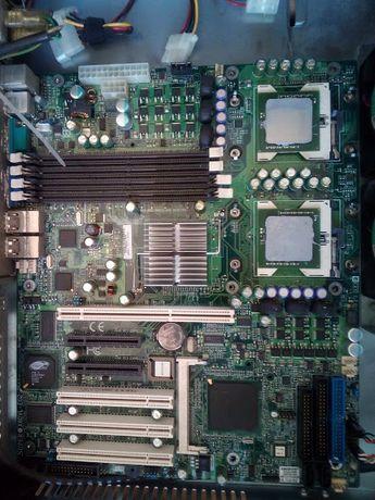 Материнская плата серверная Supermicro X6DVL-EG2