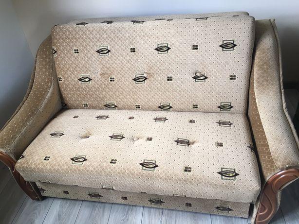 Sofa tapczan luzko