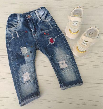 Детские джинсы/ джинсы на девочку/ джинсы на мальчика