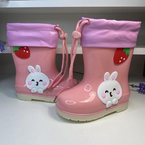 Гумові чоботи, резинові чоботи, дитяче взуття