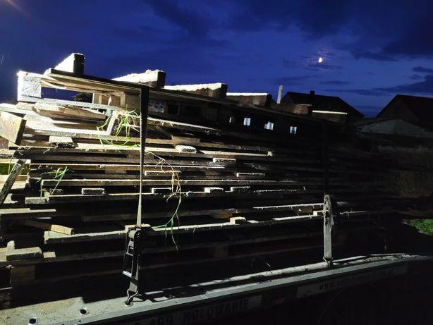 Deska calówka 25 blaty szalunkowe po budowie  możliwość transportu