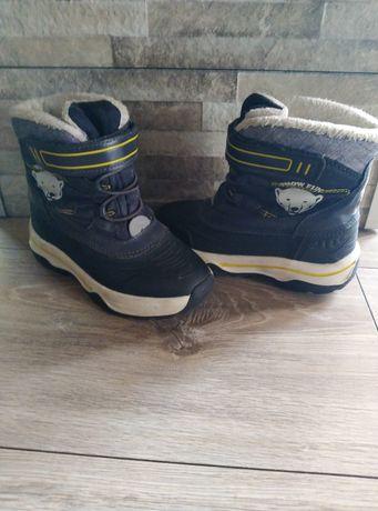 Buty dla chłopca, śniegowce rozmiar 27 Lupilu