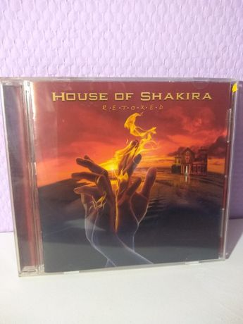 Plyta Cd House of Shakira Retoxed