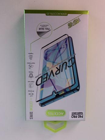 Películas vidro5D cola total Huawei mate20 pro/P30 pro P40pro (ler td)