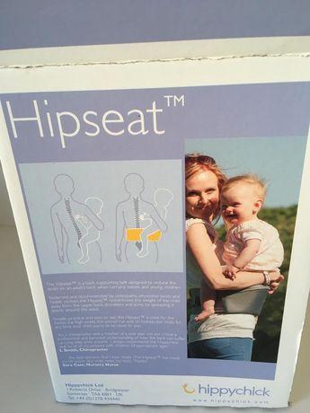 Pas biodrowy do noszenia dziecka. Zastępuje chustę