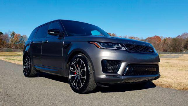 Продам Авто Land Rover Range Rover Sport 2018