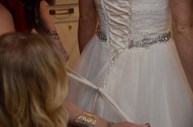Sprzedam Śliczną Suknie Ślubną. Pilnie!