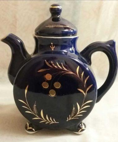 Чайник заварочный Гжель