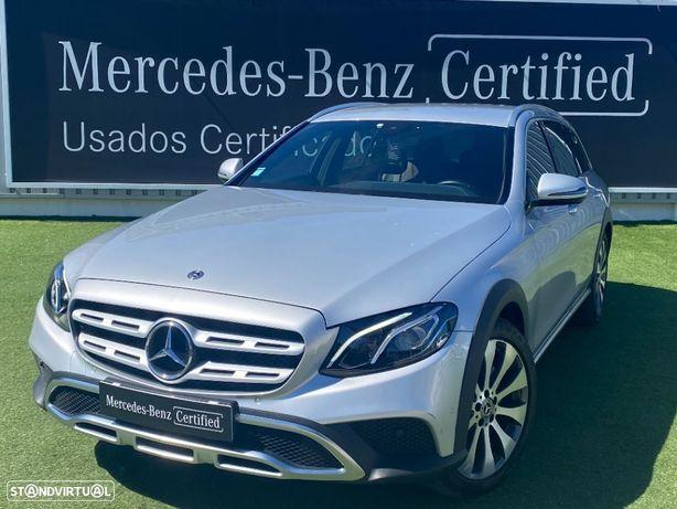 Mercedes-Benz E 220 d 4-Matic All-T.Avantgarde
