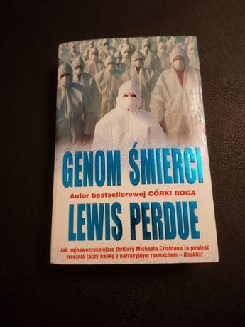 Genom śmierci Lewis Perdue
