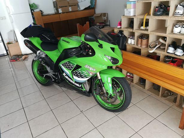 Vender mota como nova zx10