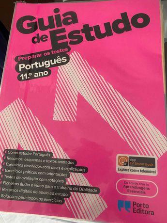 Livros de apoio - Português   11º/12ºano