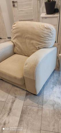 Dwa bardzo wygodne fotele wypoczynkowe w super stanie-sprzedam.