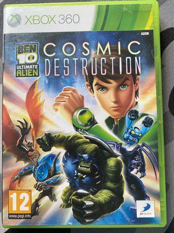 Ben 10 Cosmic Destruction Xbox 360