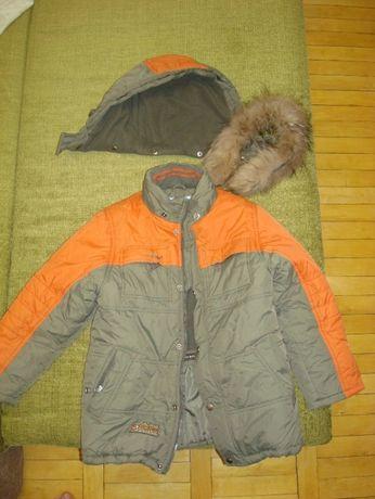 Куртка зимова для хлопця.