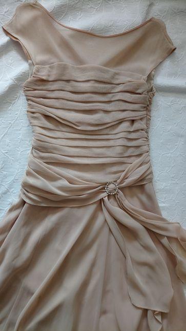 Sukienka wizytowa na wesele roz. S