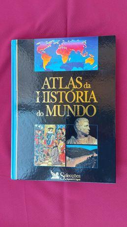 Atlas da História do Mundo - em estado novo