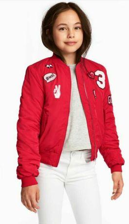 Куртка подростковая Бомбер H&M