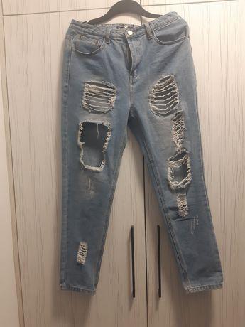 Spodnie Boohoo 42