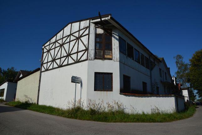 budynek magazynowy, produkcyjny, biurowy 1000m2 Wola Filipowska