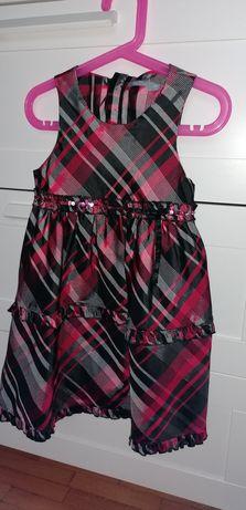 Sukienka wizytowa, Cool Club, r. 104/110, na bal, jak nowa