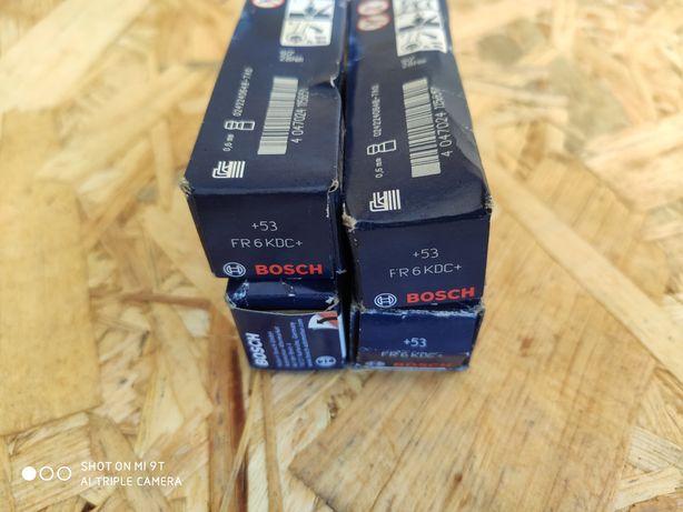 Świeca zapłonowa Bosch +53 (BMW, Smart) Wyprzedaż magazynu