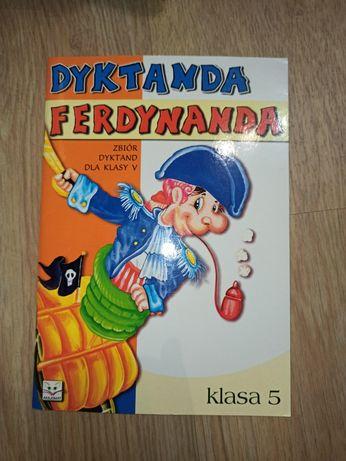Dyktanda Ferdynanda dla klasy 5 szkoły podstawowej