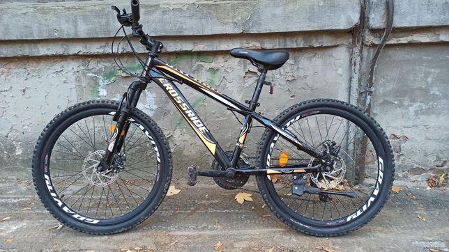 """Велосипед Crossride Skyline 26 """"15"""" 2021 Чорний"""