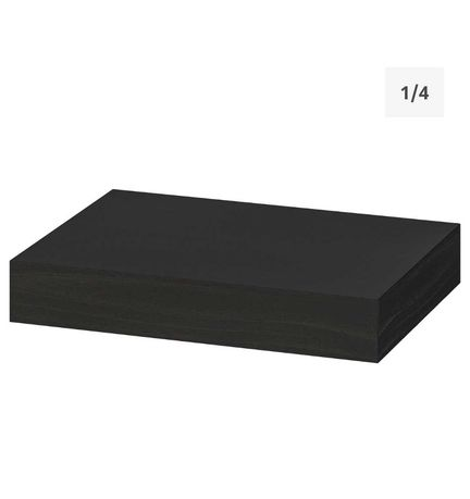 Nowa półka Ikea Lack czarna