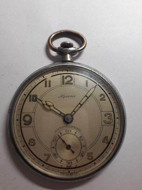 Часы швейцарские карманные Alprosa