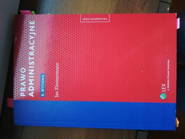 Książka Prawo Administracyjne