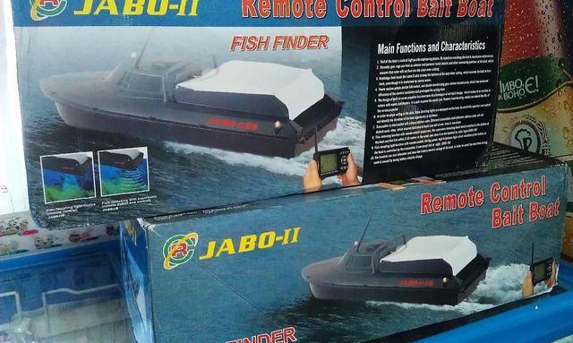Радиоуправляемый корабль JABO-2DL. Радиус действия: более 300 м
