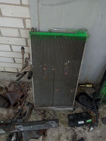 Радіатор кондиціонера мерседес w203 c180 c220 c270