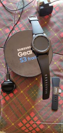 Vendo Smartwatch Samsung Gear S3 frontier em Excelente Estado