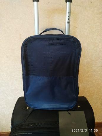 Сумка- органайзер для обуви и путешествий