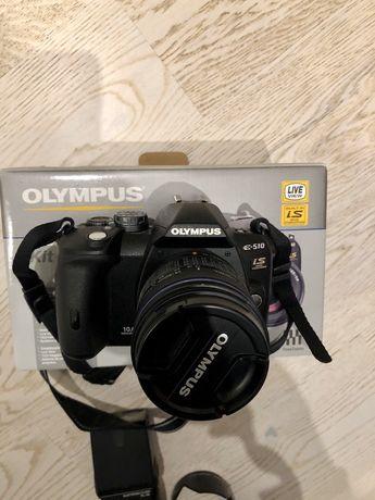 Olympus E-510 lustrzanka