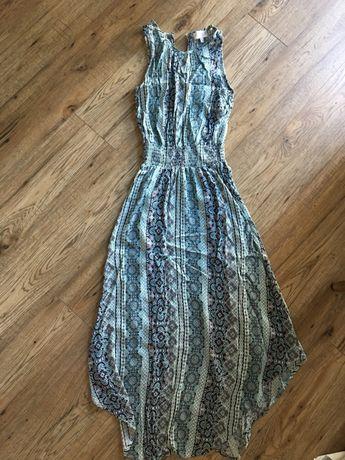 Sukienka długa letnia
