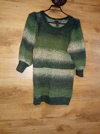 Sweter damski firmy H&M. Rękaw 3/4.