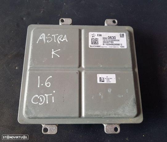 Centralina Motor Opel Astra K 1.6 Cdti Ref. 55500630