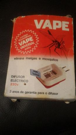 Difusor eléctrico Vape anti-mosquitos