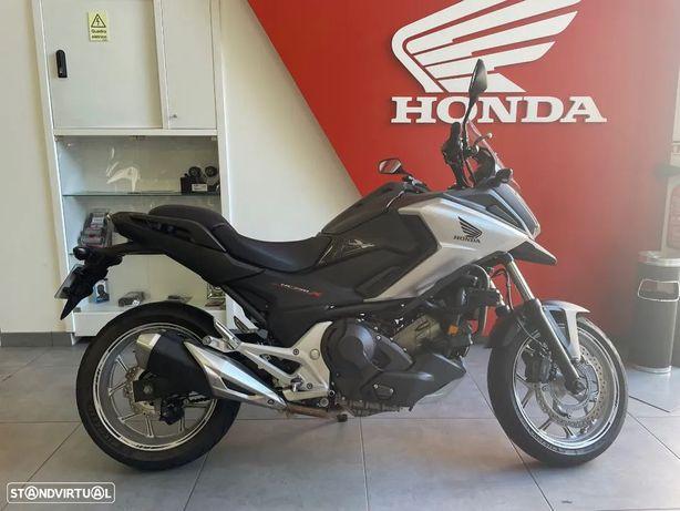 Honda NC750X Caixa automática DCT