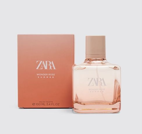 Парфум Zara- wonder rose summer 100ml