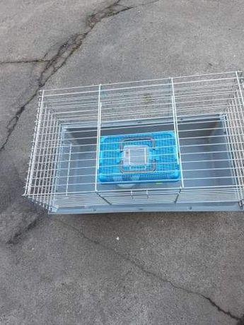 Sprzedam klatkę dla królika ( dobra również dla innego zwierzątka)