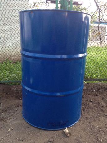 Бочка металлическая под зерно, воду, мусор