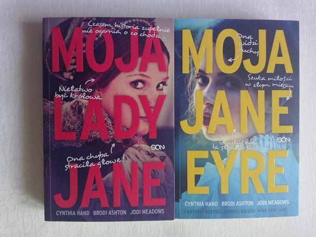 Moja lady Jane+Moja Jane Eyre [Ladyjanistki 1-2] Ashton, Meadows, Hand