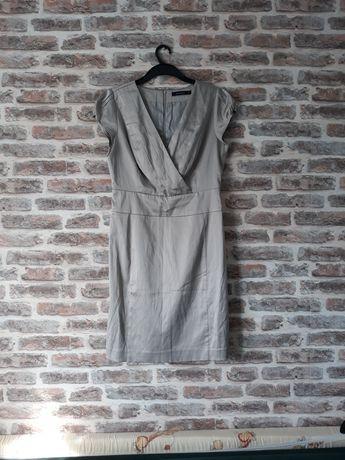 Elegancka sukienka wizytowa biurowa Reserved rozm XL 42