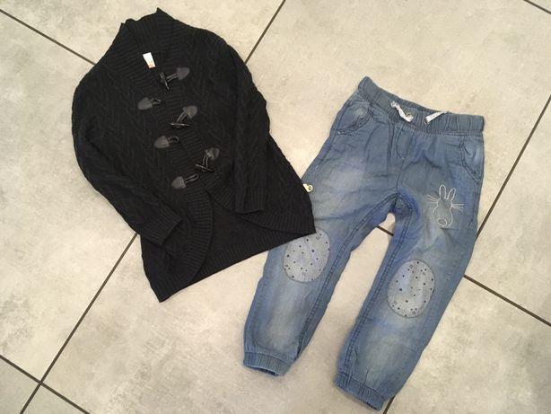 Spodnie ocieplane Cool Club+ sweter Cocodrillo