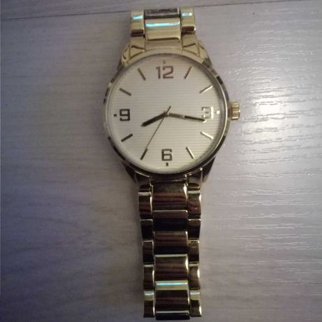 zegarek męski gold