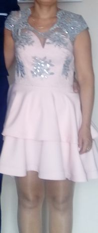 Sukienka 40 L święta sylwester wesele